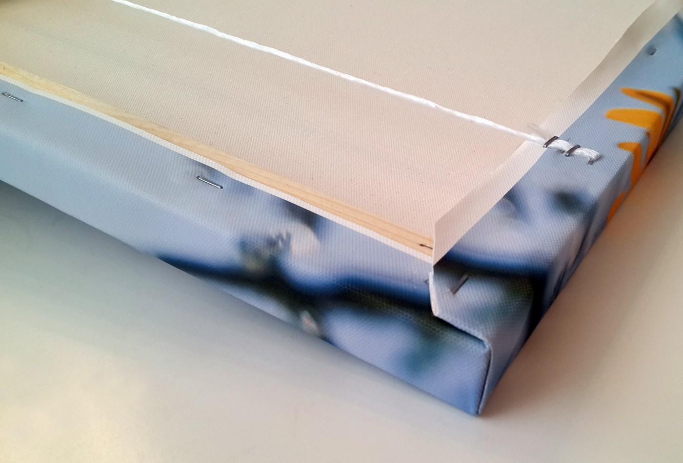 האופנה האופנתית מתיחת קנבס על מסגרת עץ - מישלי ארט   Mishely Art RN-48
